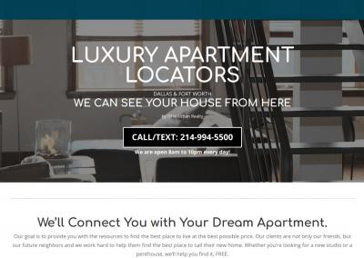 Luxury Apartments DFW