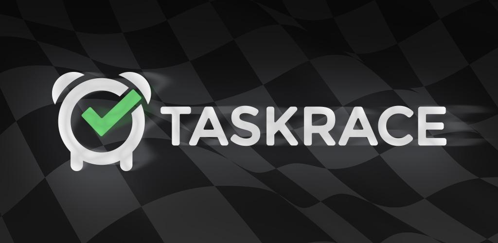 Taskrace Logo & Mobile App Design
