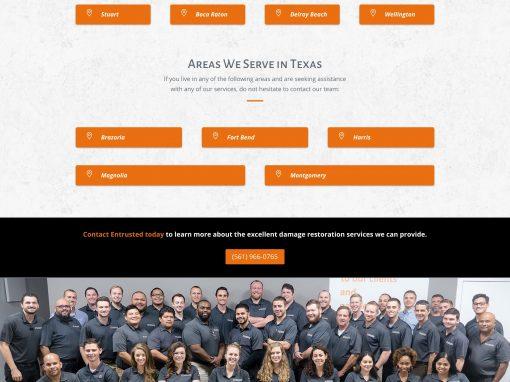 Entrusted Website
